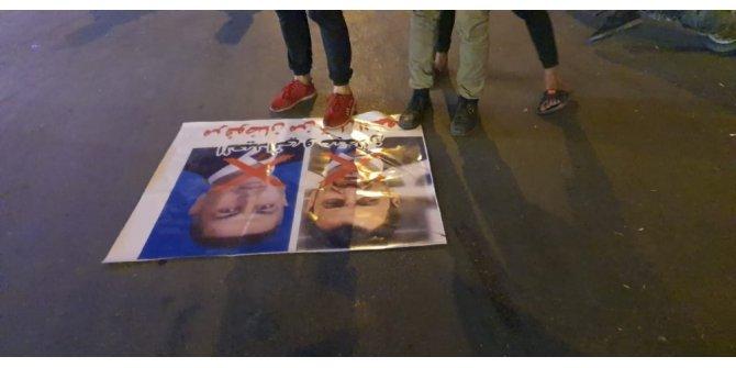 Irak'ta bu kez başbakan adayları protesto edildi