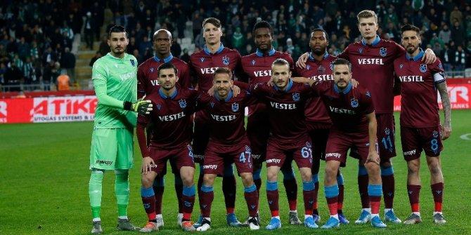 Trabzonspor deplasmanda kral