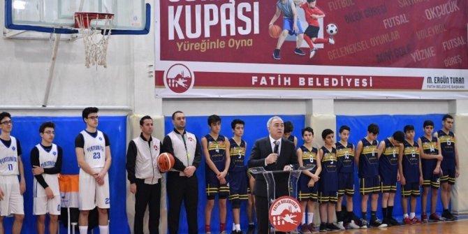 Fatih olimpiyatları başladı