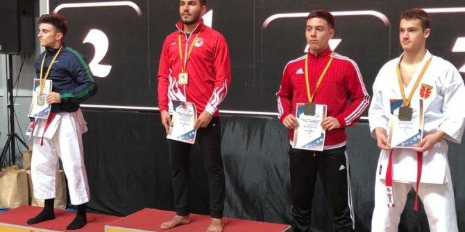 Pamukkale Belediye Spor Kulübü'nün 'Balkan Şampiyonluğu' gururu