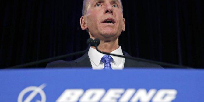 Boeing CEO'su Muilenburg, 737 Max krizinin ardından görevden alındı