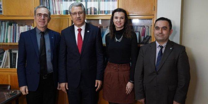 15 AB ülkesinin yer aldığı projeyi Türkiye'de Egeli akademisyen yürütecek