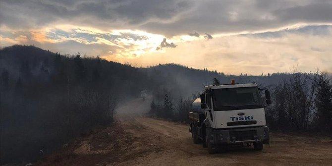 İçişleri Bakanlığından Karadeniz'deki orman yangınlarıyla ilgili açıklama