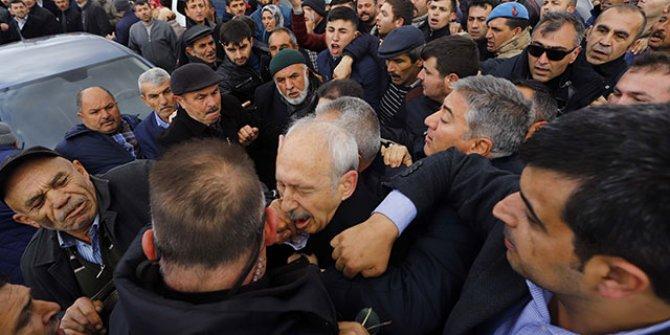 Kılıçdaroğlu'na şehit cenazesinde saldırıda 36 sanık için hapis talebi