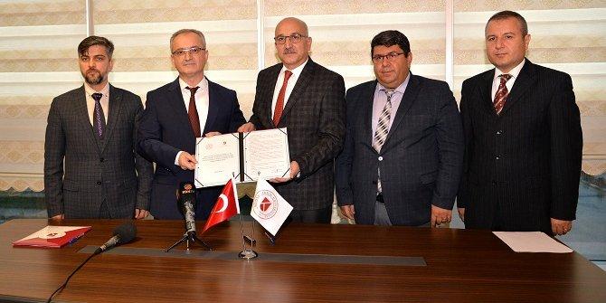 KTÜN ile Konya İl MEM arasında protokol imzalandı