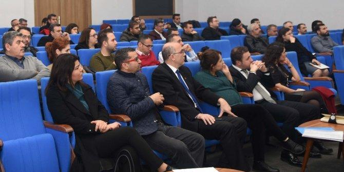 GSO üyelerine 'kişisel verilerin korunması kanunu' kapsamında eğitim düzenledi