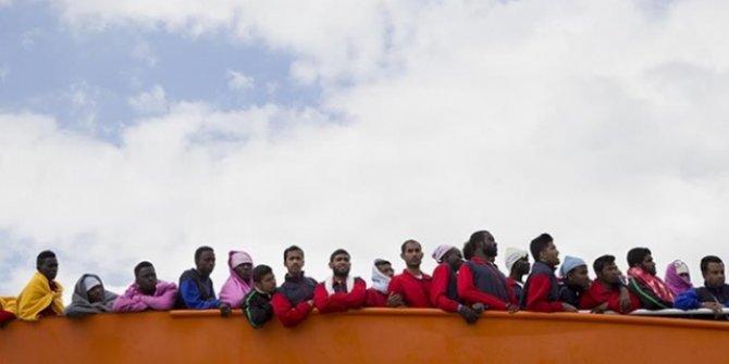 Her yıl bir milyon Afrikalı kıta içerisinde göç ediyor