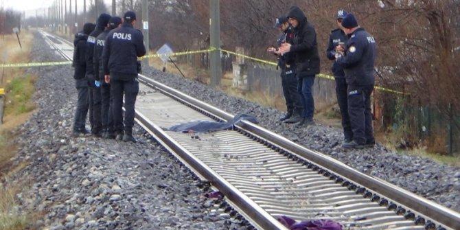 Demir yolunda cesedi bulunan kadının kimliği belirlendi