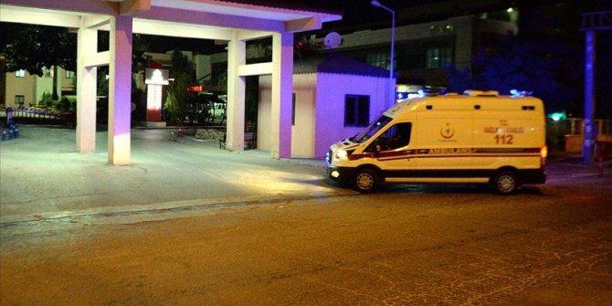Ağrı'da özel harekat polisi şehit oldu