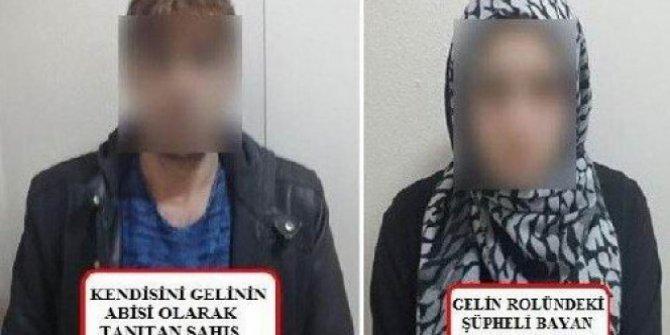 Gaziantep'te evlilik vaadiyle dolandırıcılık yapan 18 şüpheli yakalandı