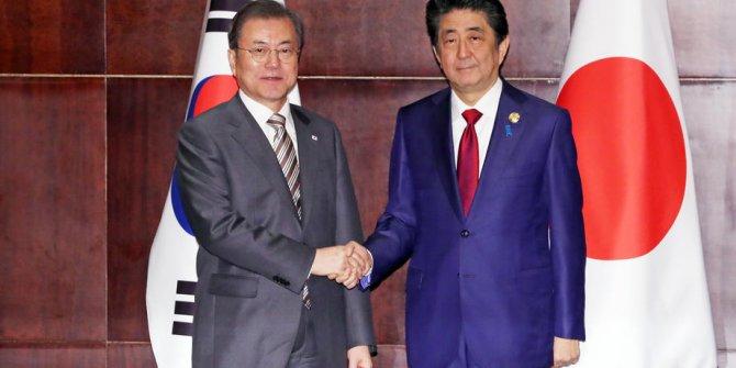 Güney Kore'den Japonya'ya ihracat tedbirlerini kaldırma çağrısı