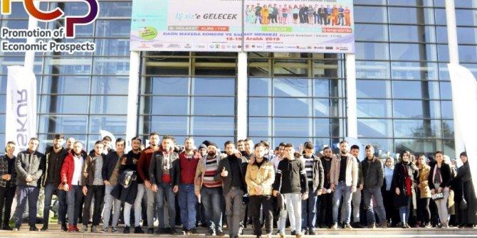 GSO-MEM kursiyerleri GAİF-2019 fuarına katıldı