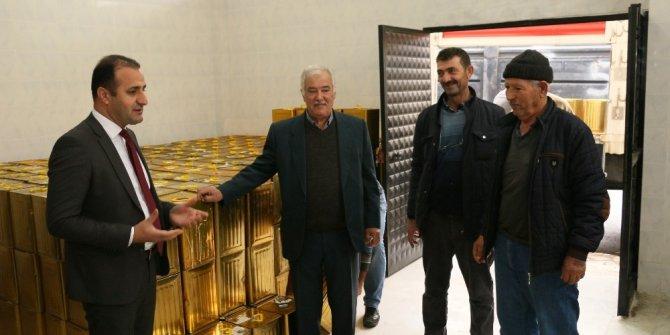 Torbalı'dan Atatürk Orman Çiftliğine 16 ton bal