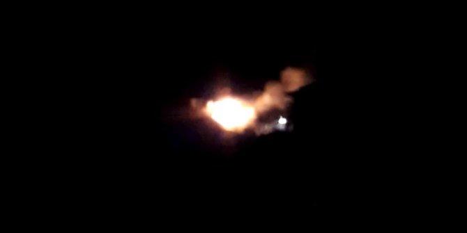 Elazığ'da iki ev yandı: 2 yaralı