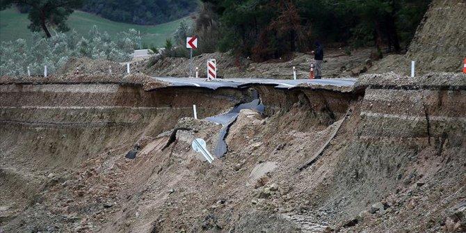 'Adana'da metrekareye yaklaşık 250 kilogram yağmur düştü'