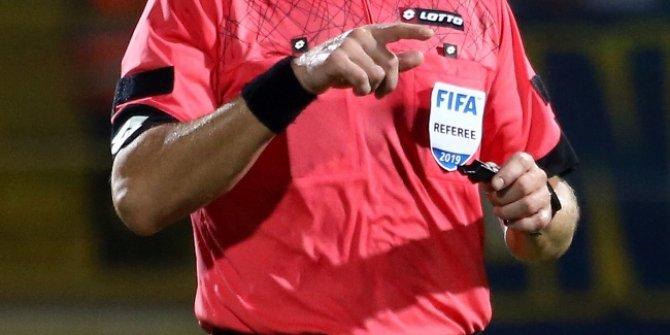 Süper Lig'in 31'inci haftasında 2 maçın hakemleri açıklandı