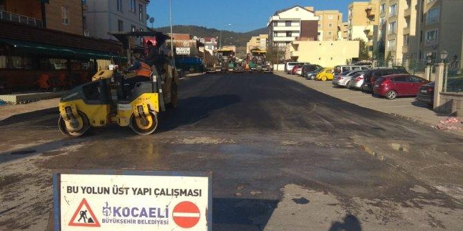 Körfez caddeleri yenileniyor
