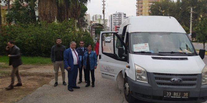 Mersin'de çocuk işçiliği ile mücadele çalışmaları