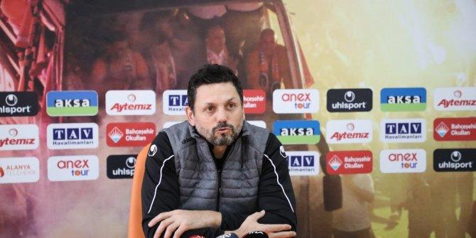 """Erol Bulut: """"Konyaspor'dan 3 puan alıp ilk yarıyı 29 puanla kapatmak istiyoruz"""""""