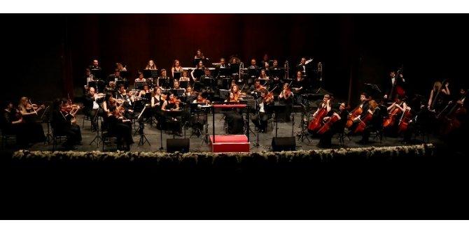 SAMDOB'dan yeni yıla özel konser