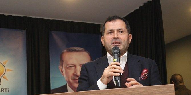 Milletvekili Ziya Altunyaldız'dan Bozkır'a müjde