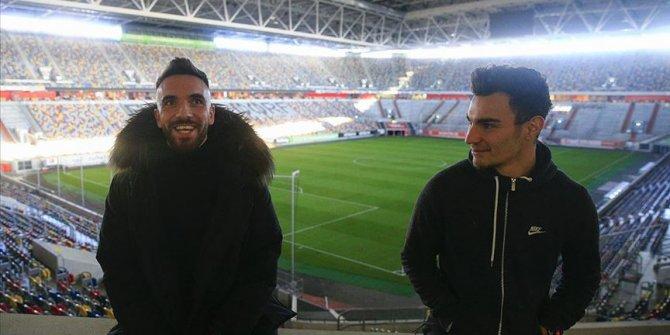 Kenan Karaman ve Kaan Ayhan, EURO 2020'den umutlu