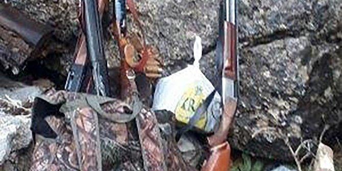 Konya'da kaçak avlanan 4 kişiye 9 bin 502 lira ceza verildi