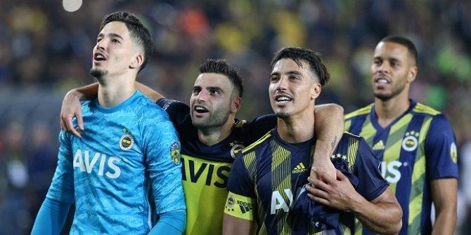 Fenerbahçe ikinci yarı için umutlu