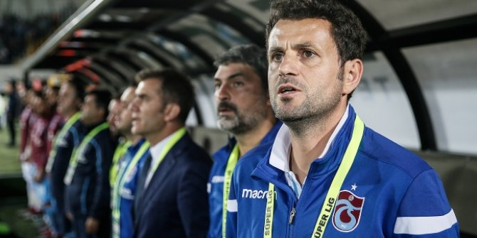 Trabzonspor'dan Hüseyin Çimşir kararı