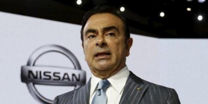 Nissan eski CEO'suyla ilgili yeni detaylar...