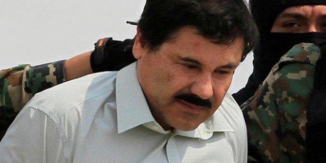 Meksikalı uyuşturucu baronu El Chapo, ömür boyu hapse mahkum edildi