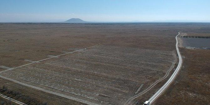 Vali Toprak sulamasız sistemi inceledi