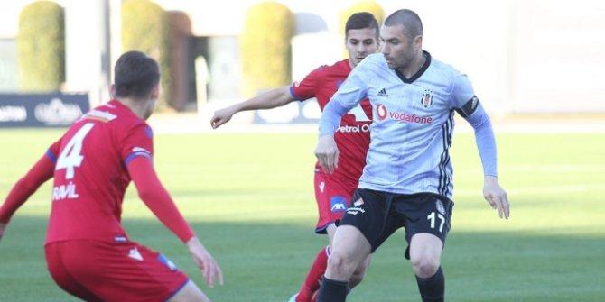 Beşiktaş ile Altınordu yenişemedi