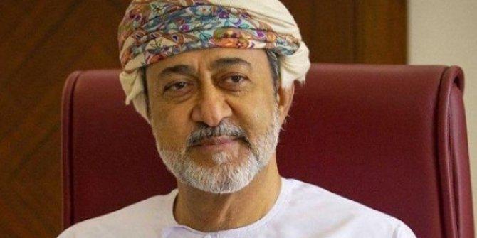 Umman'ın yeni sultanı Heysem bin Tarık bin Teymur oldu
