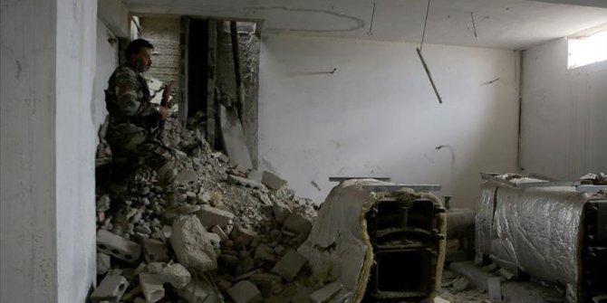 YPG/PKK, 12 kilometrelik tünele konteynır oda yapmış