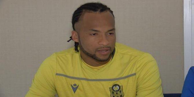 Arturo Mina: Sergen Yalçın'la birlikte ligin sonunda iyi yerlerde olacağız