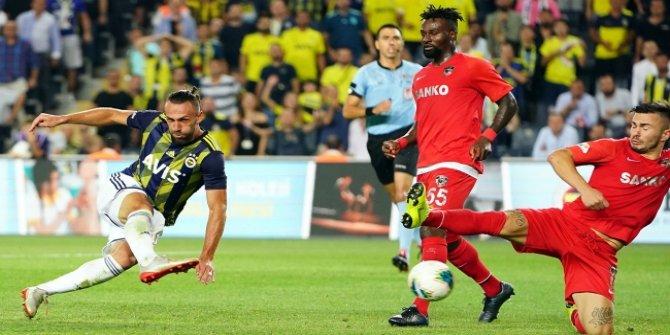 Gaziantep FK-Fenerbahçe maçı bilet satışları devam ediyor