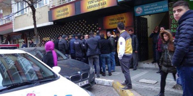 Avcılar'da bar sahibi intihar etti