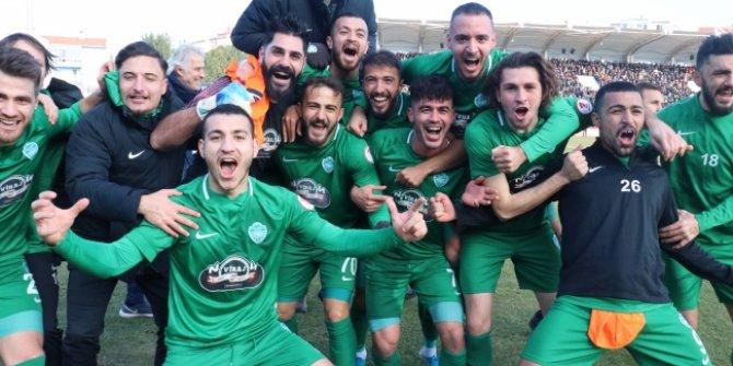 Kırklarelispor, Başakşehir'i kupadan eledi