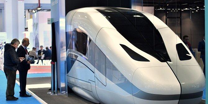 Dünyanın demiryolları Konya'da kesişiyor