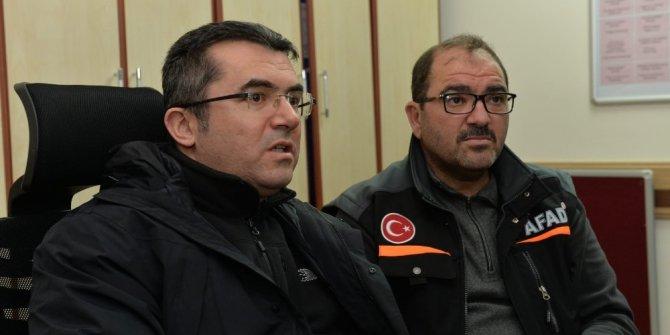 """Vali Memiş: """"Deprem bölgesine 995 çadır, 712 tane yatak gönderdik"""""""