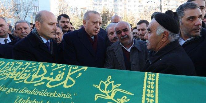 """Erdoğan: """"Elimizden geleni sonuna kadar yapıyoruz, yapacağız"""""""