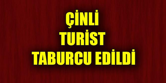 """Konya'da Çinli turistten """"coronavirüs"""" şüphesiyle hastaneye başvuru"""