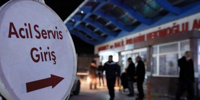 Koronavirüs şüphesiyle hastaneye başvuran Çinli turistte vertigo çıktı