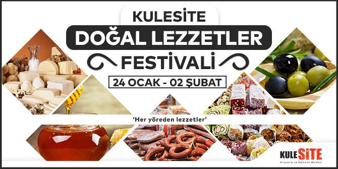 Kule Site - Doğal Lezzetler Festivali