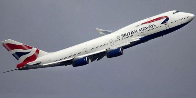 British Airways Pekin ve Şangay'a uçuşları durdurdu