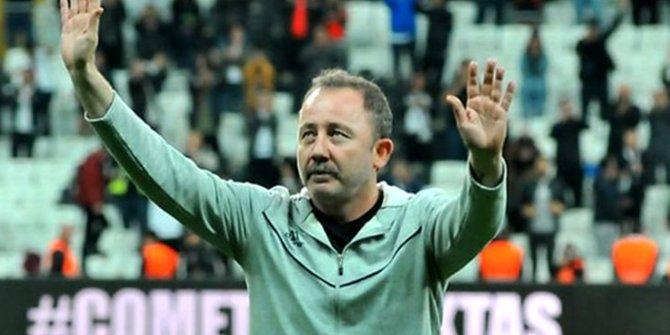 Beşiktaş'tan beklenen haber