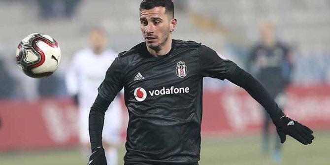 Beşiktaş'ta Oğuzhan Özyakup kiralandı