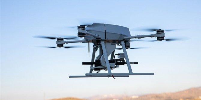 Türk Silahlı Kuvvetlerine ilk silahlı drone teslimatı