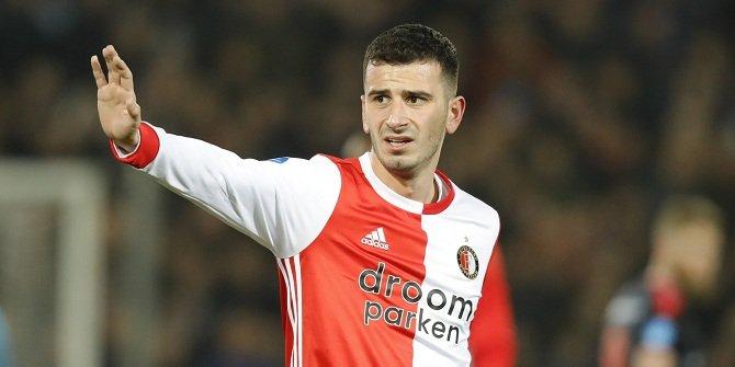 """Oğuzhan Özyakup: """"Feyenoord'a kendimi geliştirmek için geldim"""""""